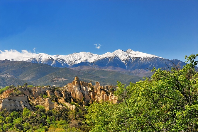Canigou mountain